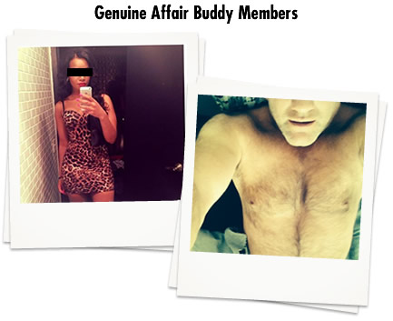 Genuine Affair Buddy members